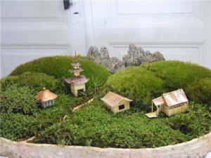 Японский мини-сад