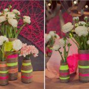 Как сделать вазу для цветов из пластиковых бутылок