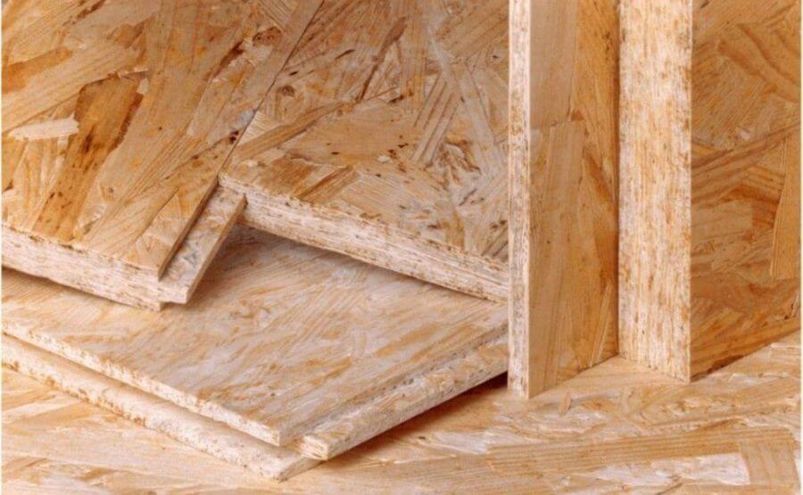 OSB (ОСП) плита - характеристики, применение