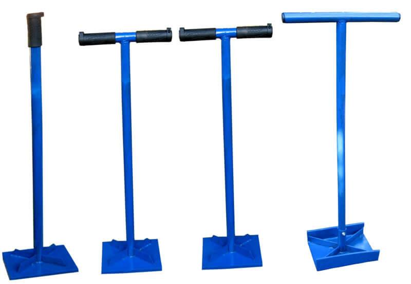 Инструмент для устройства дорожки из гравия