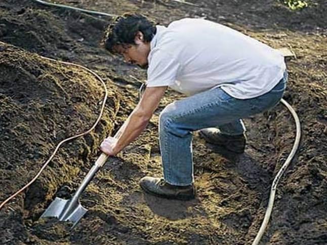 Основные этапы укладки дорожки из щебня
