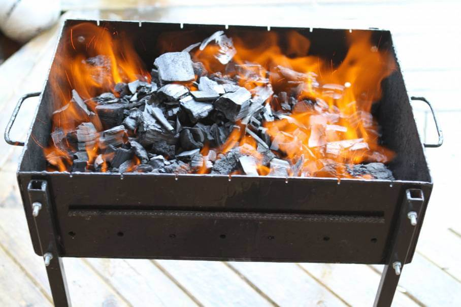 сферы использования древесного угля