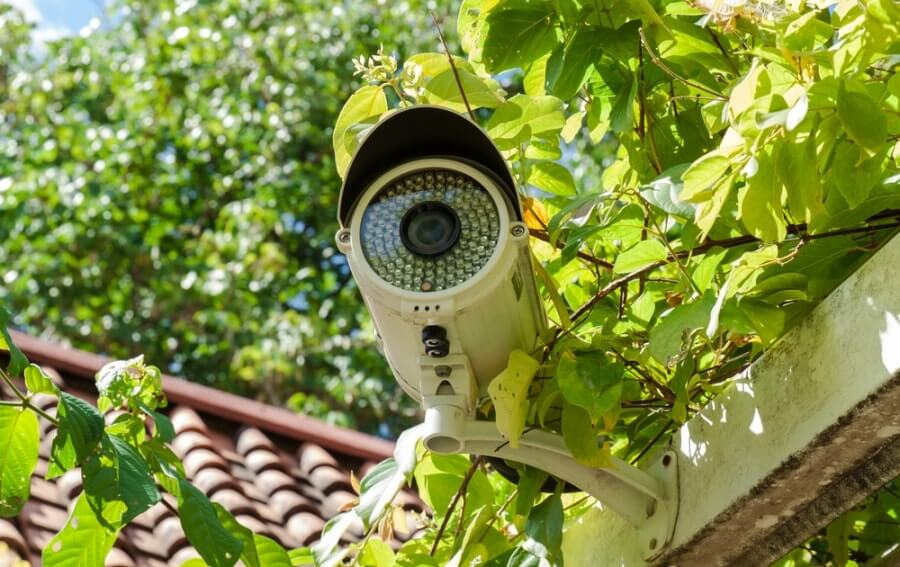 Организации видеонаблюдения на даче