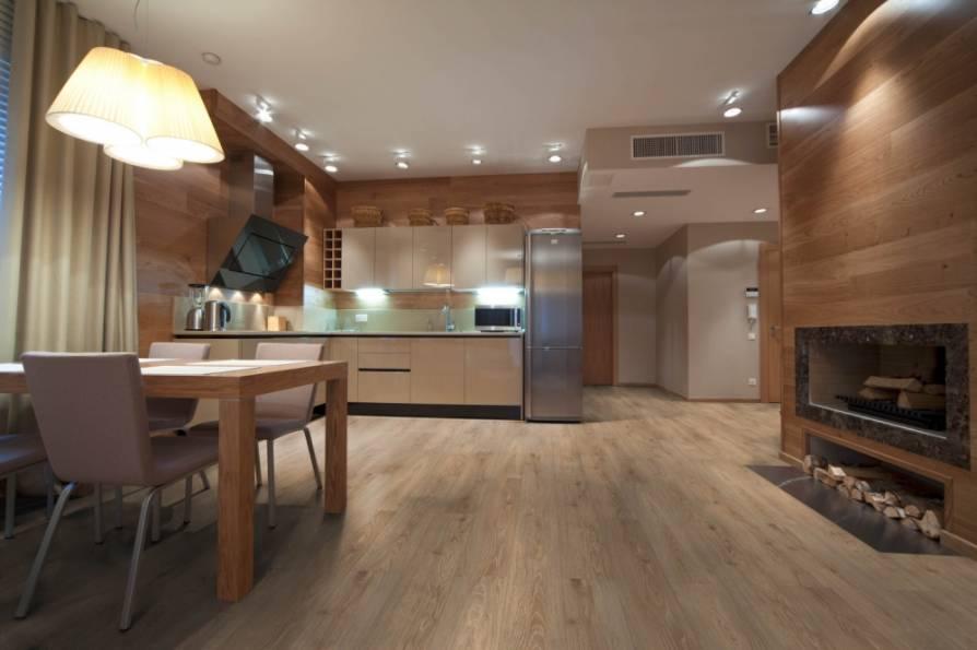 натяжные потолки в частном доме