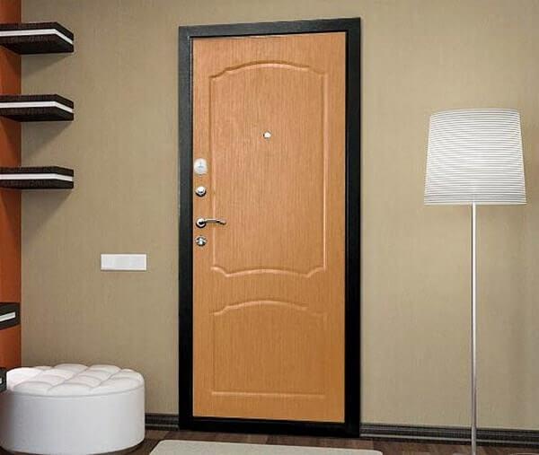 обивка для входных дверей - панели из массива дерева