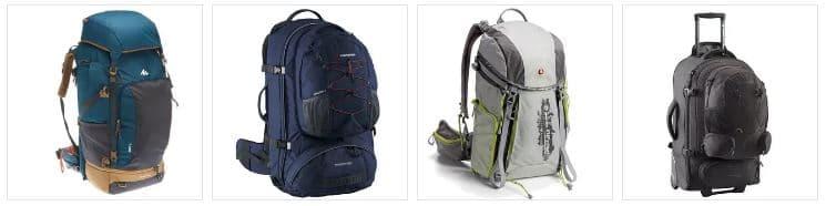 рюкзак для путешествий какой выбрать