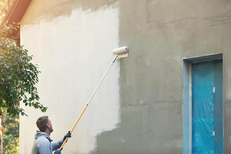 Утепление дома краской